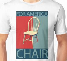 Chair in November! Unisex T-Shirt