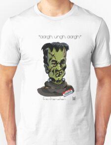 Halloween: Frankenstein 2012 T-Shirt