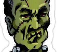 Halloween: Frankenstein 2012 Sticker