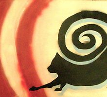 Feline Hypnotism by Saccharidicule