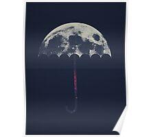 Space Umbrella Poster