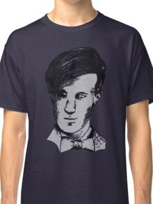 The 11th Doctor - Drawing  Classic T-Shirt