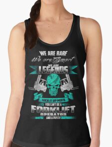 FORKLIFT DRIVER Women's Tank Top