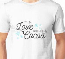 I <3 Cocoa (black) Unisex T-Shirt