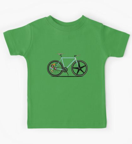 Fixie Bike Kids Clothes