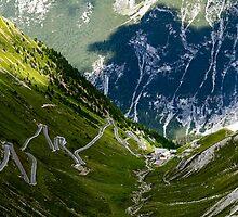 Passo dello Stelvio by Cristim