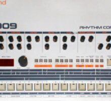 Roland TR909 Sticker