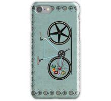 Fixie Bike iPhone Case/Skin