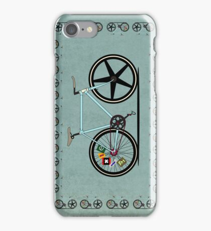 Fixie Bike iPhone Case/Skin