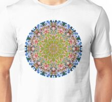 Branch of Prosperity Mandala Unisex T-Shirt