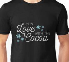 I <3 Cocoa (white) Unisex T-Shirt