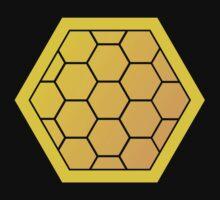 Honeycomb of Honeycombs Kids Tee
