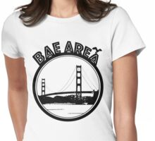 Bae Area Womens Fitted T-Shirt