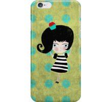 Doll case iPhone Case/Skin