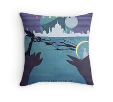 Pretty Guardian Soldier: Genesis  Throw Pillow