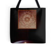 Shri Yantra       Tote Bag