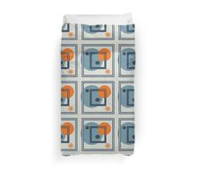 Orbit 4 by Anne Winkler Duvet Cover
