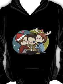 Team Free Will Hug - Christmas Edition T-Shirt