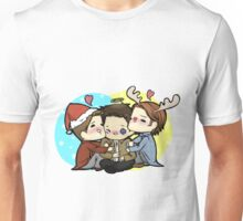 Team Free Will Hug - Christmas Edition Unisex T-Shirt