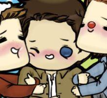 Team Free Will Hug - Christmas Edition Sticker