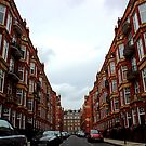 London - Montagu Mansions by rsangsterkelly