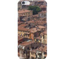 Verona - River frontage iPhone Case/Skin