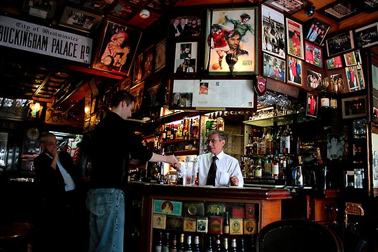 London - Windsor Castle Pub, Marylebone  by rsangsterkelly