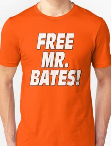 Free Mr. Bates Downton Abbey Unisex T-Shirt