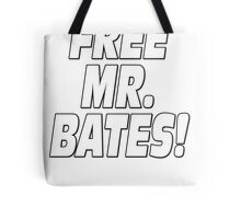 Mrs. John Bates Downton Abbey Tote Bag
