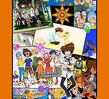 Digimon Adventure by Dorchette