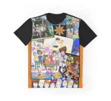 Digimon Adventure Graphic T-Shirt