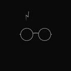 Minimal Harry - Charcoal by novillust