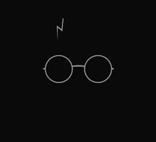 Minimal Harry - Charcoal by novillust