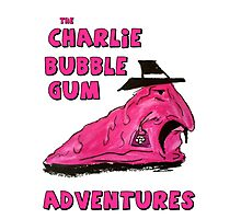 The Charlie Bubblegum Adventures Photographic Print