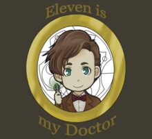 The 11th Doctor is my Doctor by hellredsky
