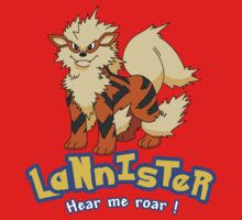 Lannister Arcanine Game of Thrones by manoffreedom