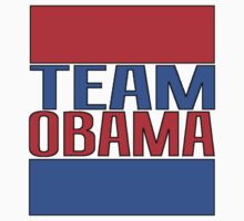 TEAM OBAMA by OTIS PORRITT