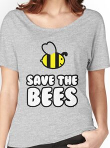 Save The Bees Women's Relaxed Fit T-Shirt