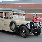 1919 Pierce-Arrow bus by Ray Vaughan