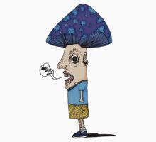 Mushroom boy Kids Clothes