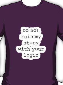 What Richard Castle Said T-Shirt