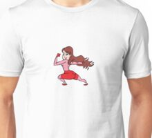 Angela A (full colour) Unisex T-Shirt