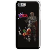 Ocarina of Time iPhone Case/Skin
