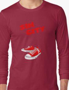 Sin City Converse Long Sleeve T-Shirt