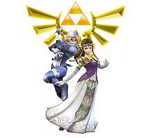 Zelda Sheik by bdgut42