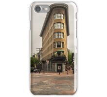 Gastown, Vancouver iPhone Case/Skin
