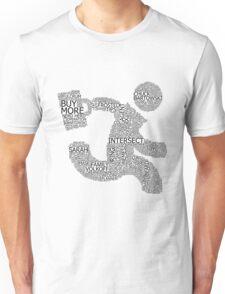 Versus (White) Unisex T-Shirt