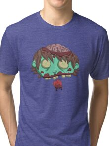 braaiiinssss... Tri-blend T-Shirt