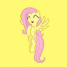 Fluttershy  by aliciawalks