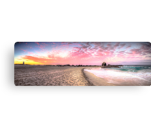 Currumbin Alley Sunset Canvas Print